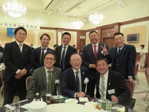 総会 テーブル写真2
